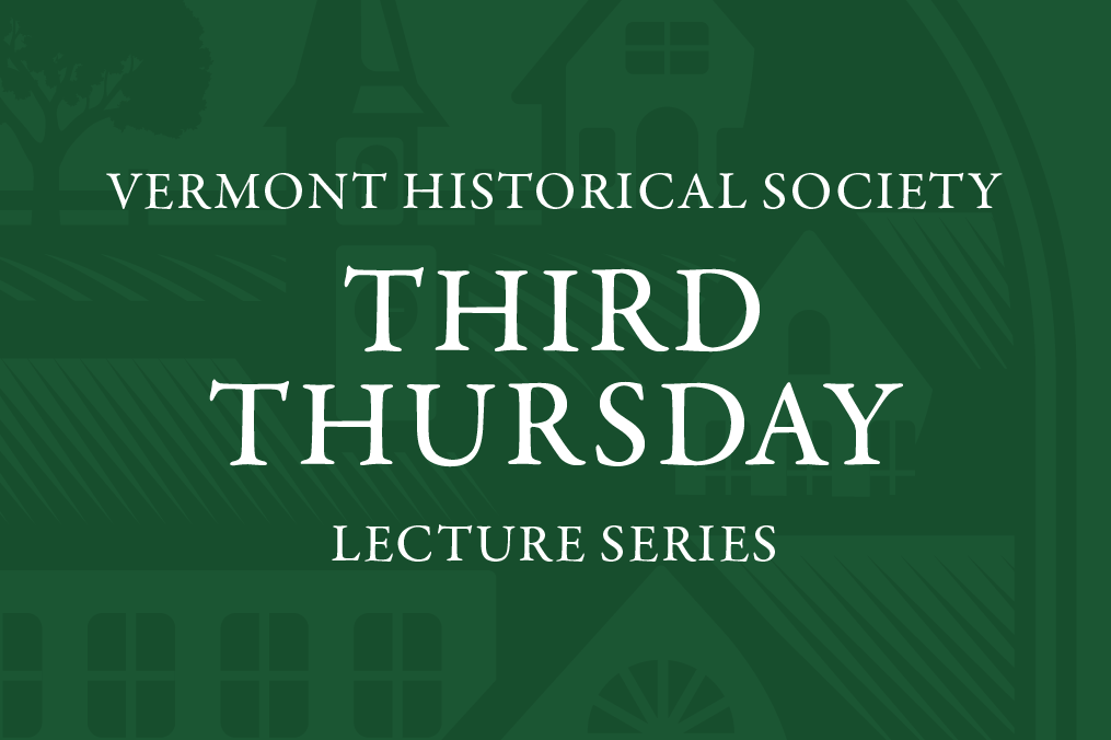 Third Thursday Lecture Series