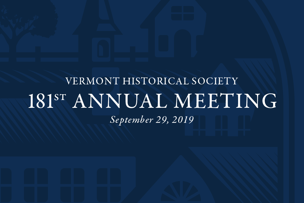 181st Annual Meeting