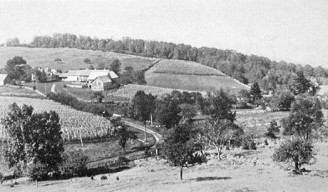 Weathersfield, VT in the 1900s