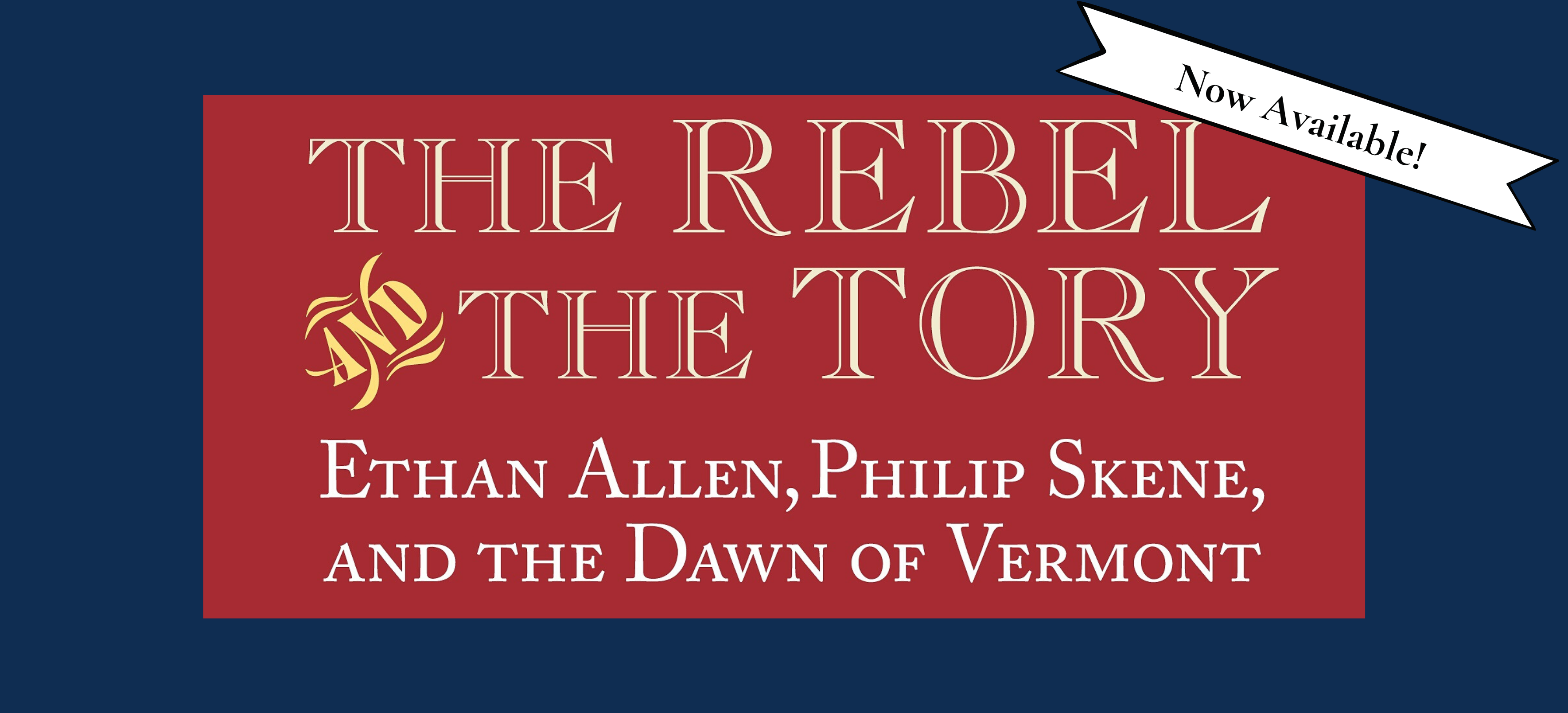 The Rebel and the Tory book
