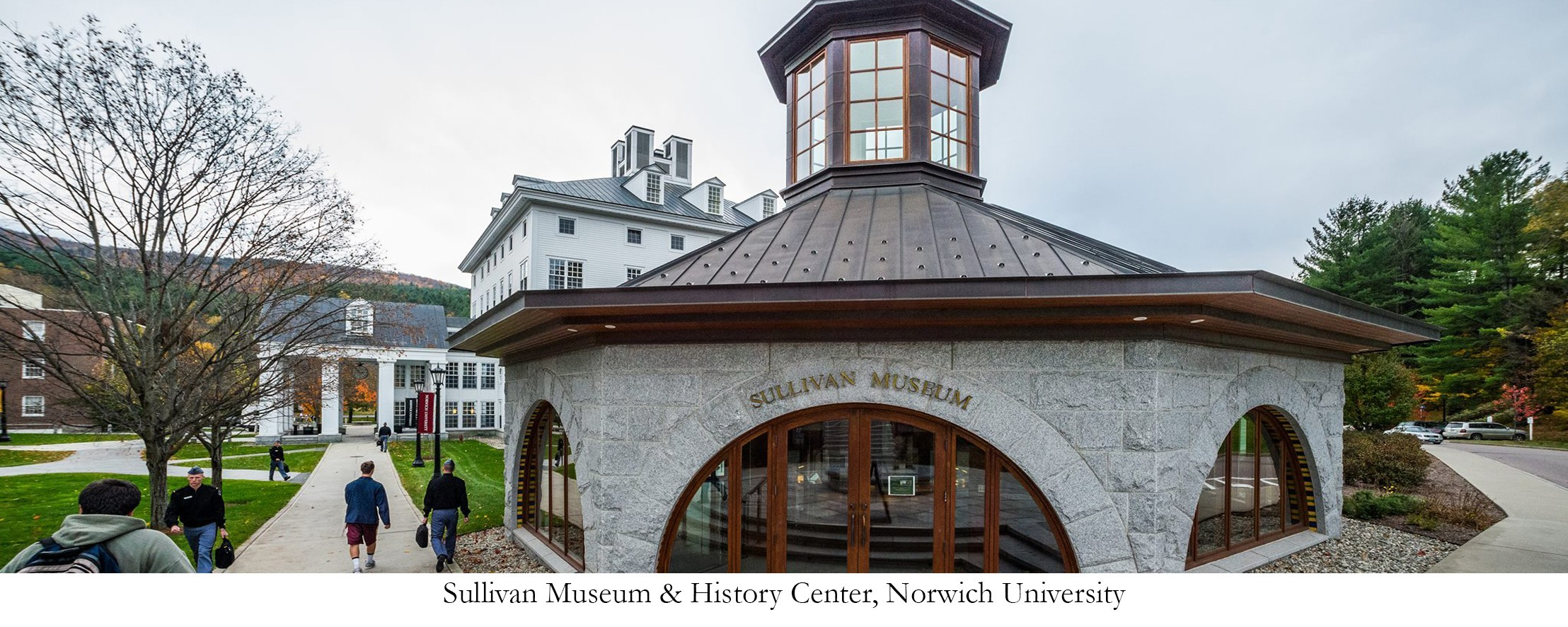 Sullivan Museum and History Center, Norwich University