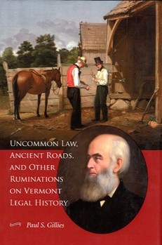 Uncommon Law book cover