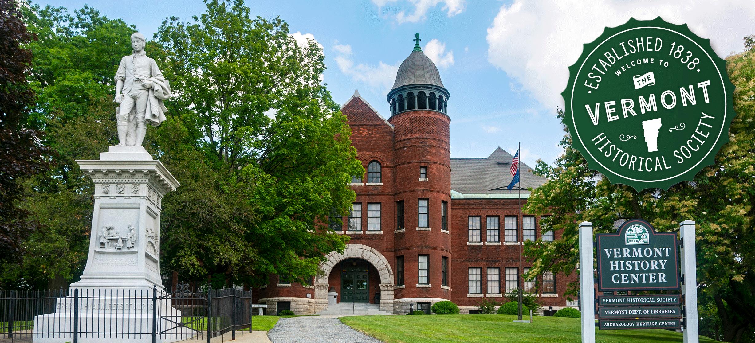 Vermont Historical Society Vermont Historical Society
