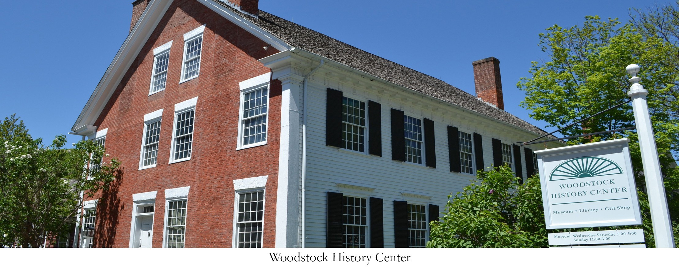 Woodstock History Center