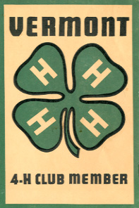4-H Club Poster