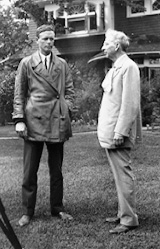 Lindbergh and Gov. Hartness