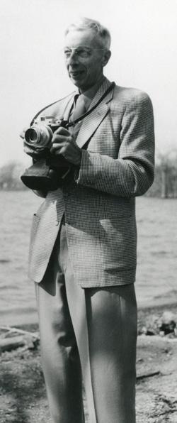 Portrait of Edmund H. Royce